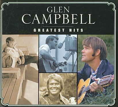 GREATEST HITS BY CAMPBELL,GLEN (CD)